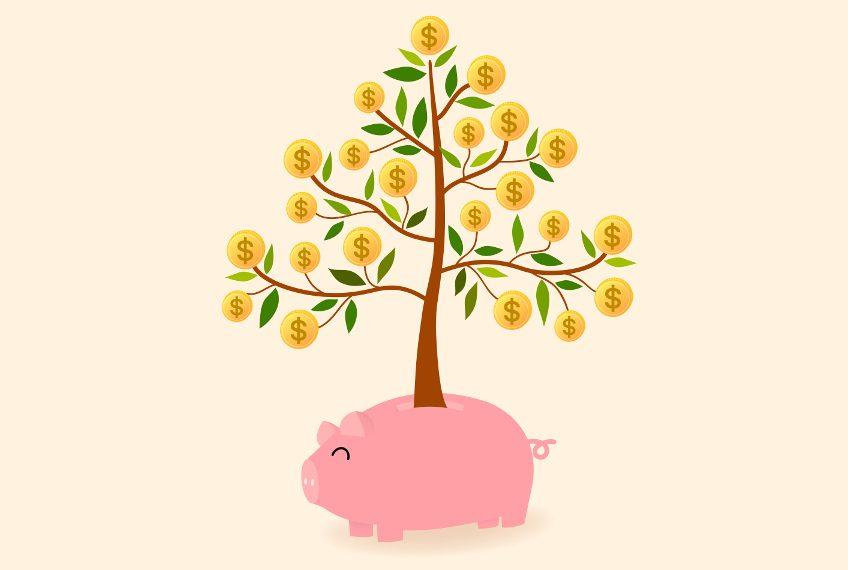 High yield savings accounts are a great way to accumulate savings while simultaneously having easy access to your funds.