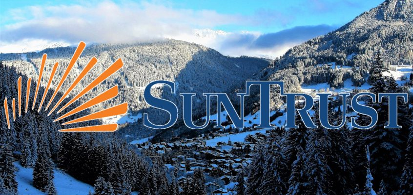 SunTrust Bank Holidays for 2019 and 2018 and 2017