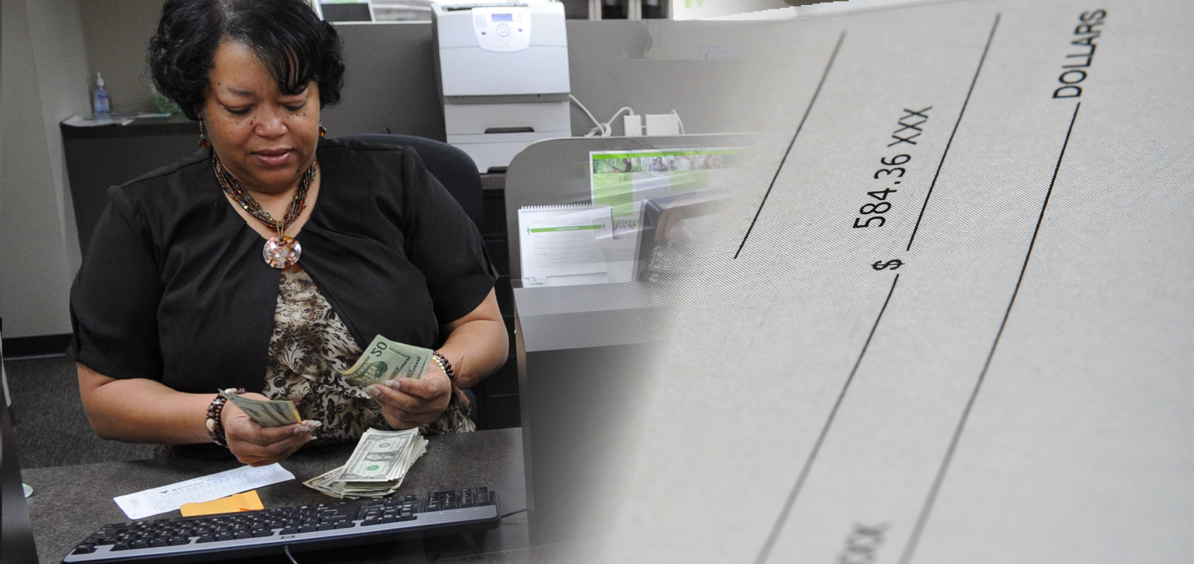 Where to Get a Cashier's Check Without a Bank Account | Banks org