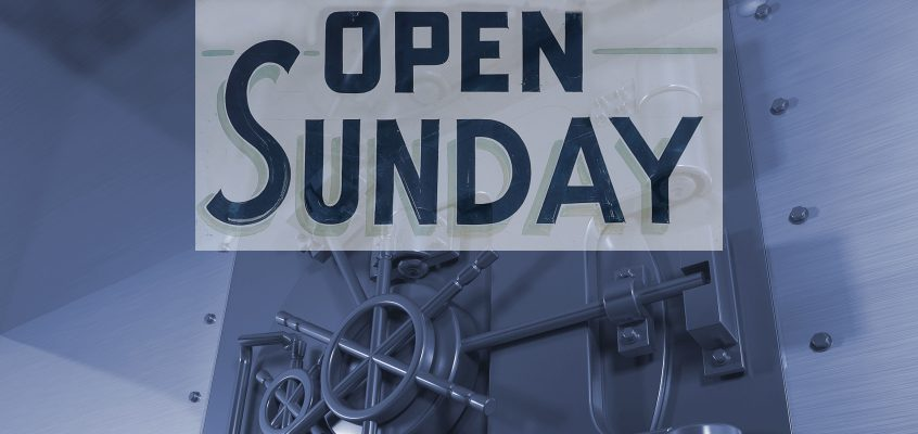 Are Any Banks Open on Sunday? (2019)
