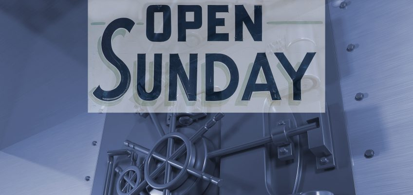Are Any Banks Open on Sunday?