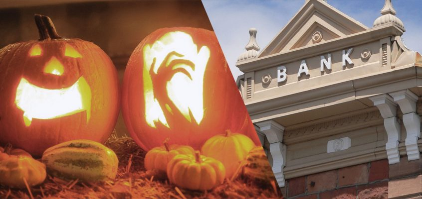 Are Banks Open on Halloween?
