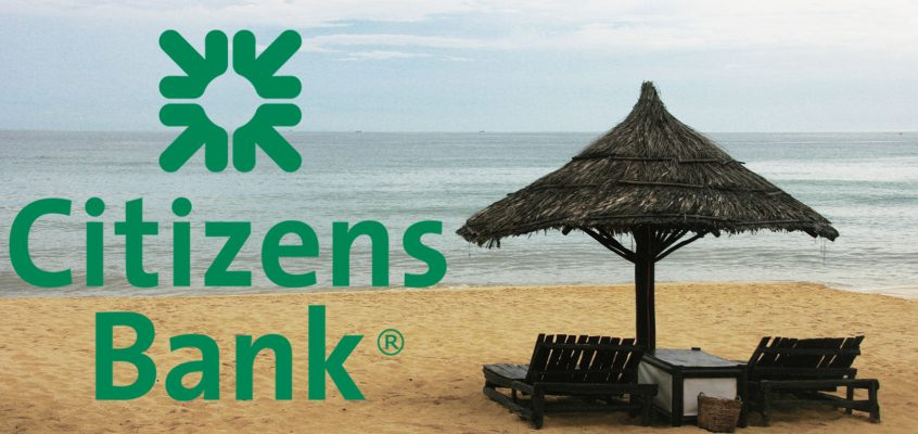 Citizens Bank Holidays for 2021
