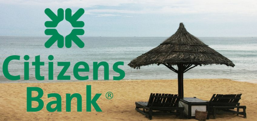 Citizens Bank Holidays for 2020, 2019, 2018