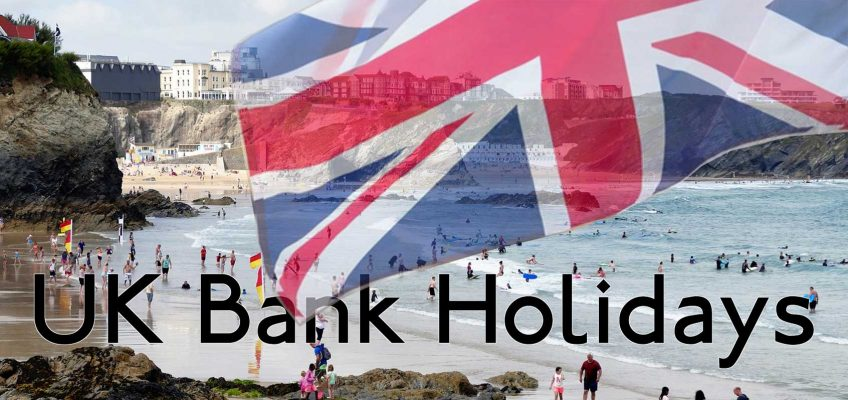UK Bank Holidays in 2018 and 2019