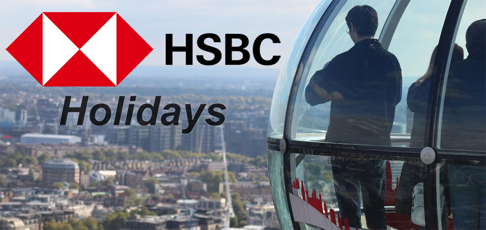 HSBC Bank Holidays | Banks org