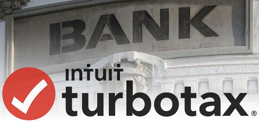 What Bank Does TurboTax Use?