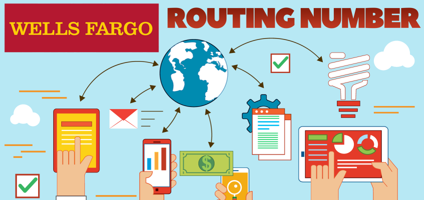 What Is My Wells Fargo Routing Number? (2021)