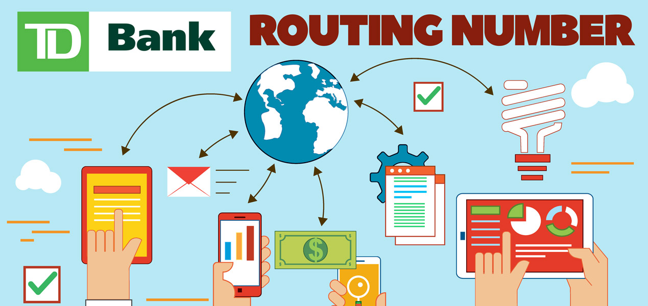 What Is My TD Bank Routing Number? | Banks org