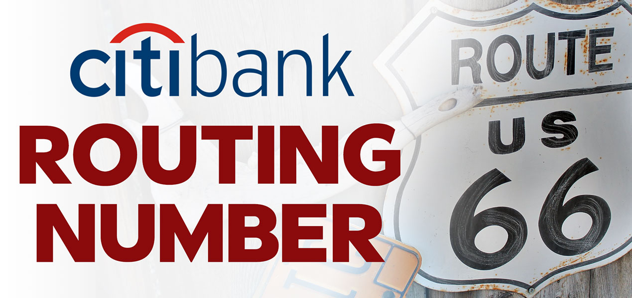 What Is My Citibank Routing Number? | Banks org