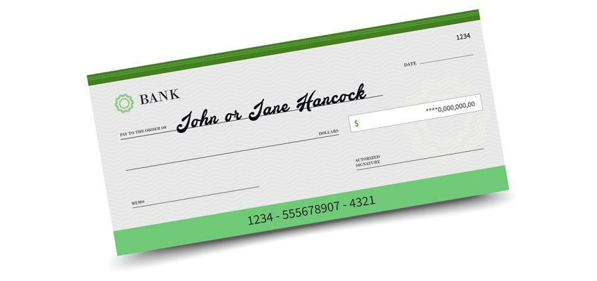 All About Two-Party Checks and How to Cash Them
