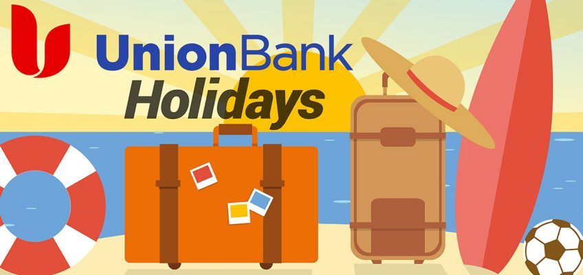 Union Bank Holidays
