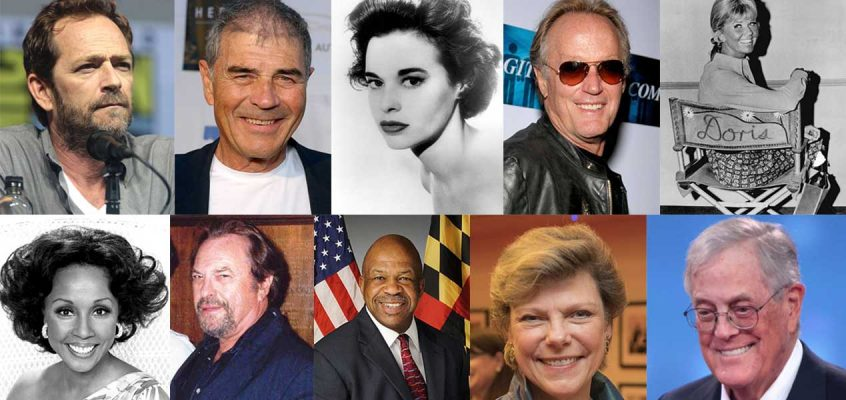 Net Worth of Celebrities Who Died Last Year