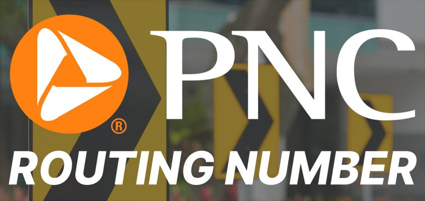What Is My PNC Routing Number?